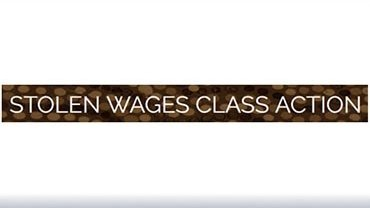 Stolen Wages Class Action Logo